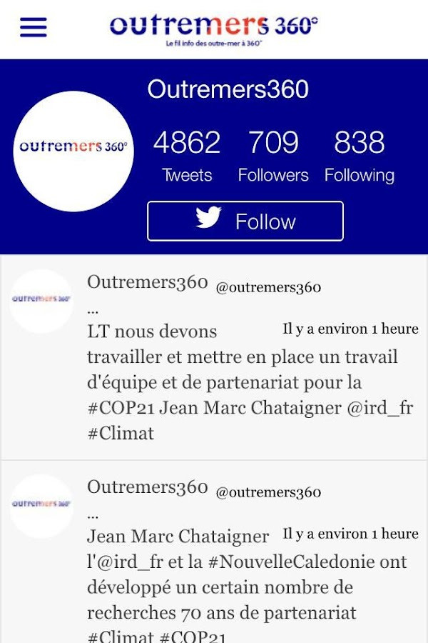 Outremers360- screenshot