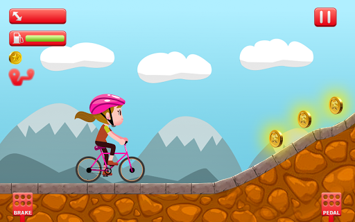 Bike Man Cycling Stunt Tricky Races 1.0 screenshots 11