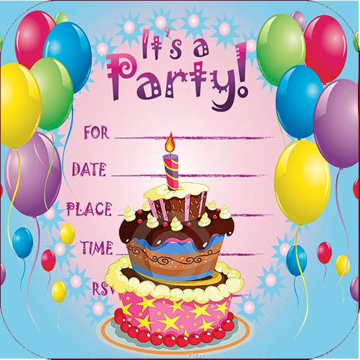 Best invitation maker app birthday cards maker apk 18 download best invitation maker app birthday cards maker stopboris Choice Image