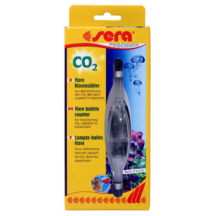 Sera CO2 Bubbelräknare