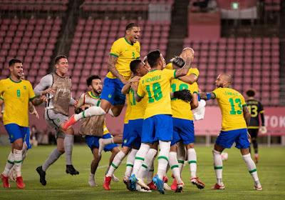 Brazilië haalt derde opeenvolgende Olympische finale