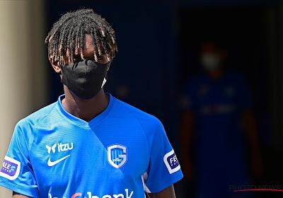 Genk écarte le jeune talent Pierre Dwomoh de son noyau A