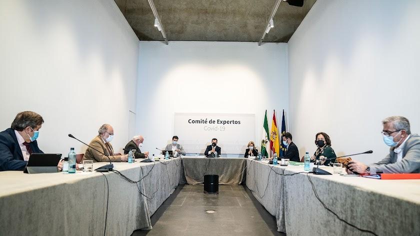Reunión del Consejo Asesor de Alertas de Salud Pública de Alto Impacto, este miércoles.