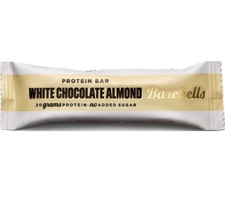 Barebells Protein Bars White Chocolate Almond 55g - 1st