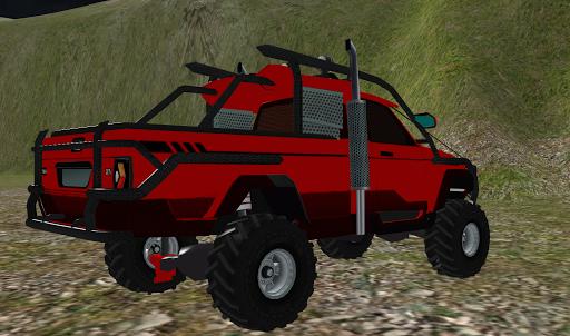 УАЗ Patriot реальные гонки 3D