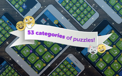 Crossword Quiz - Crossword Puzzle Word Game! apkmr screenshots 24