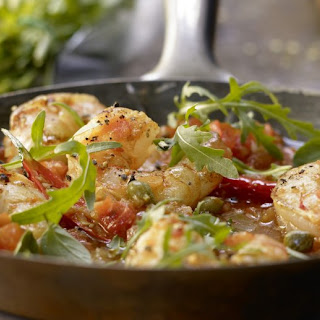 Mediterranean Shrimp .