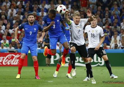 Les avis divergent concernant le penalty accordé à la France !