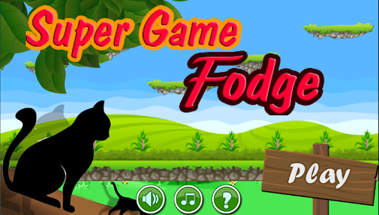 super game fudge adventure - náhled