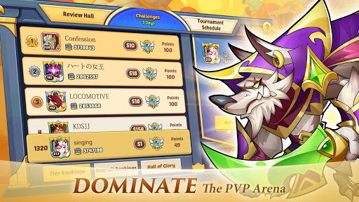 Idle Heroes screenshot 4