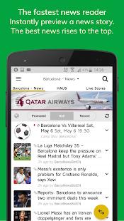 The Futbol App by pandaHAUS - náhled