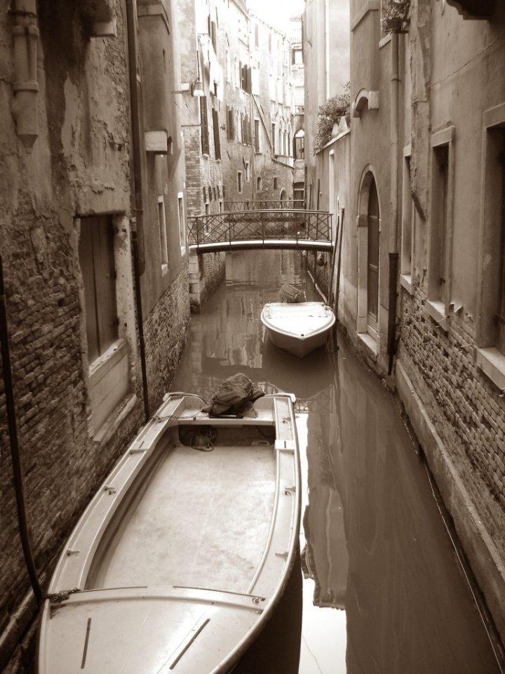 Nei canali di Venezia di bale