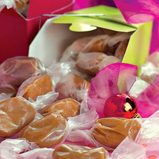 Nana's Christmas Caramels.