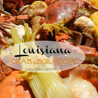 Louisiana Crab Boil.
