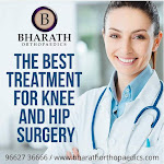 Knee replacement  surgery: Dr. Bharath
