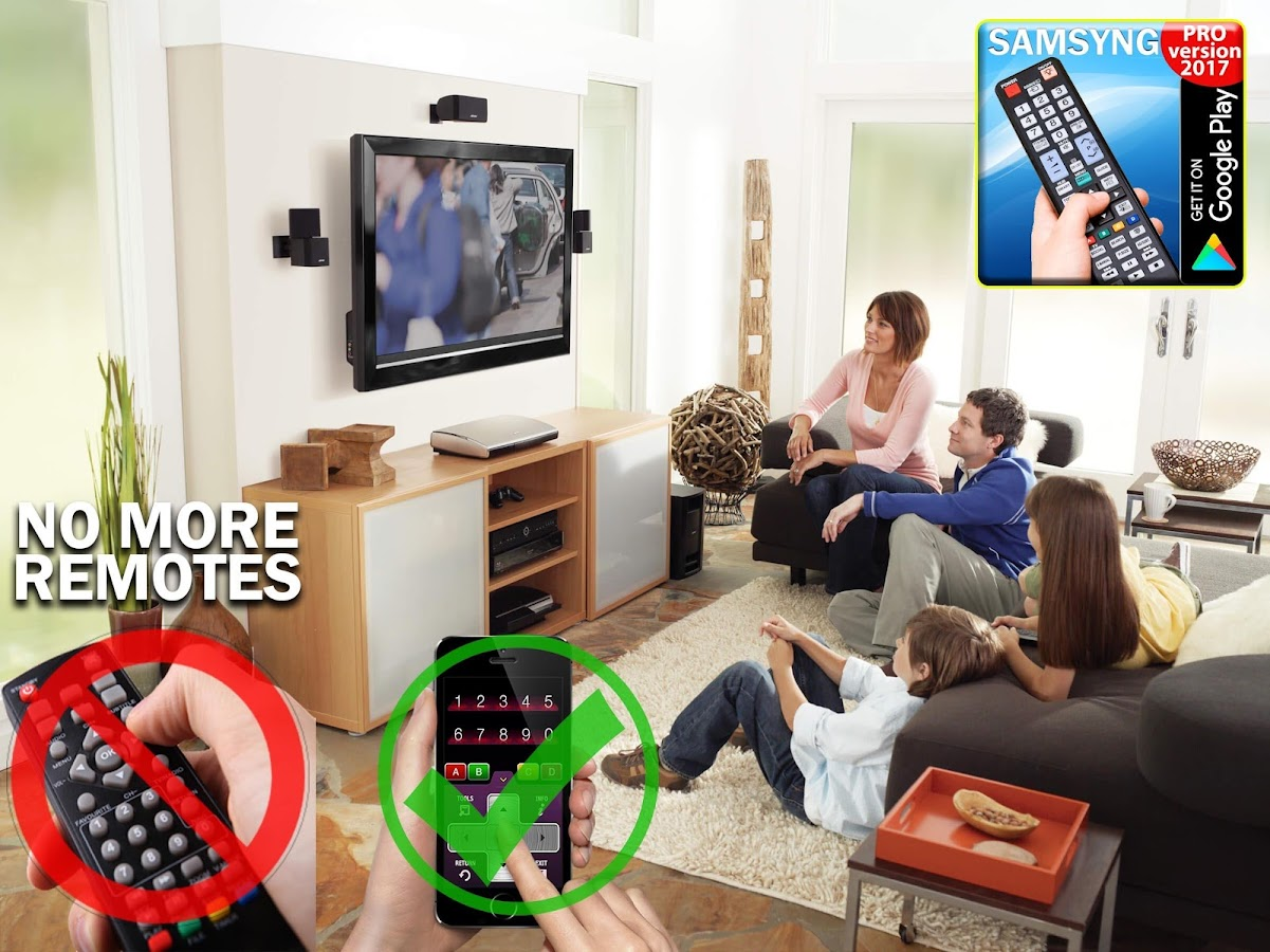 samsung tv remote 2017. tv remote for samsung- screenshot samsung 2017