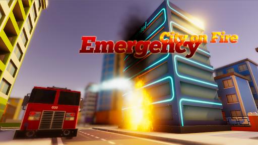 Code Triche EMERGENCY HQ 911 Firefighters Simulator apk mod screenshots 5