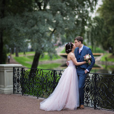 Wedding photographer Artem Vazhinskiy (Times). Photo of 19.11.2015