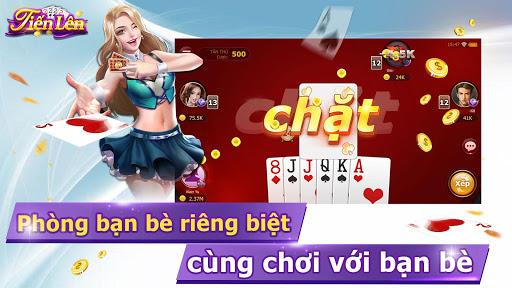 Tiu1ebfn Lu00ean Miu1ec1n Nam - Tien Len -Tu00e1 Lu1ea3-Phu1ecfm -ZingPlay 1.8.101301 screenshots 5