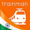 IRCTC Train Ticket Booking (Train man) icon