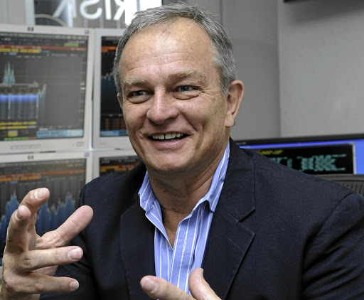 South African Post Office CEO Mark Barnes. Picture: FILE