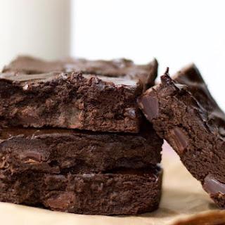 Chocolate Avocado Brownies (Gluten Free) Recipe