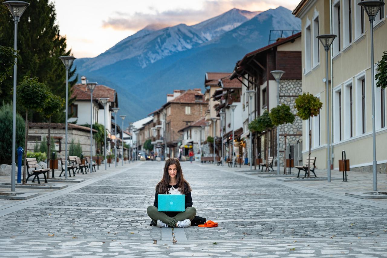 Freelancer and remote work