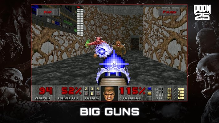 DOOM Screenshot Image