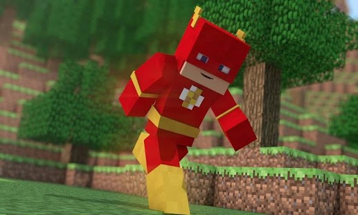Mod Speed Hero for MCPE - náhled