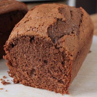 Diet Nutella cake