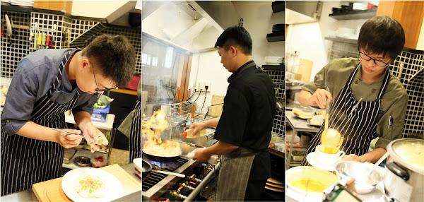【台南中西區】前香格里拉主廚創意料理,台式西餐新吃法!顛覆你對台菜的既有印象:Chef Table Food & Wine
