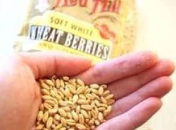 Wheat Berries- Basic Cooking Method