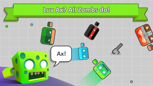 Zlax.io Zombs Luv Ax apktram screenshots 3