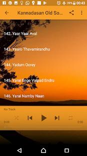 Kannadasan Old Songs Tamil ( கண்ணதாசன் பாடல்கள் ) - náhled