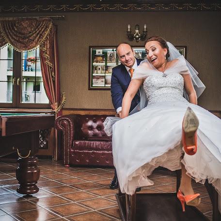 Wedding photographer Przemek Seredynski (foto5sec). Photo of 29.09.2015