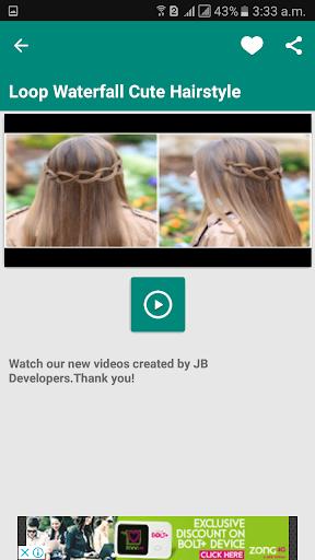 Hairstyles Easy Video Tutorials Apk Download Apkpure