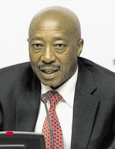 SARS Commissioner Tom Moyane. File photo