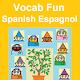 Vocab Fun Spanish Espagnol (game)
