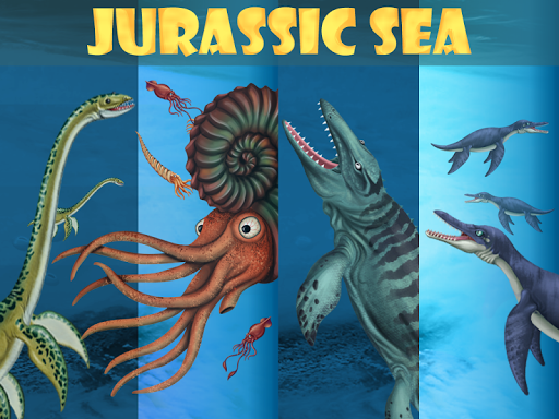 Jurassic Sea
