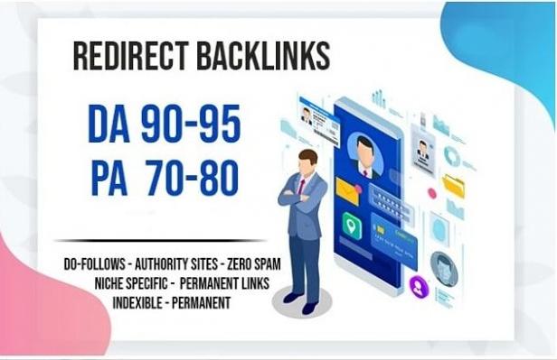 backlinks chuyển hướng là gì?