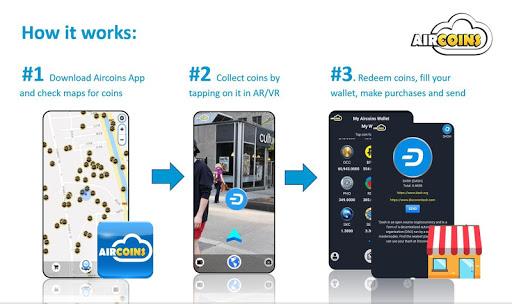 Aircoins Augmented Reality Treasure Hunt 1.20 Pc-softi 11