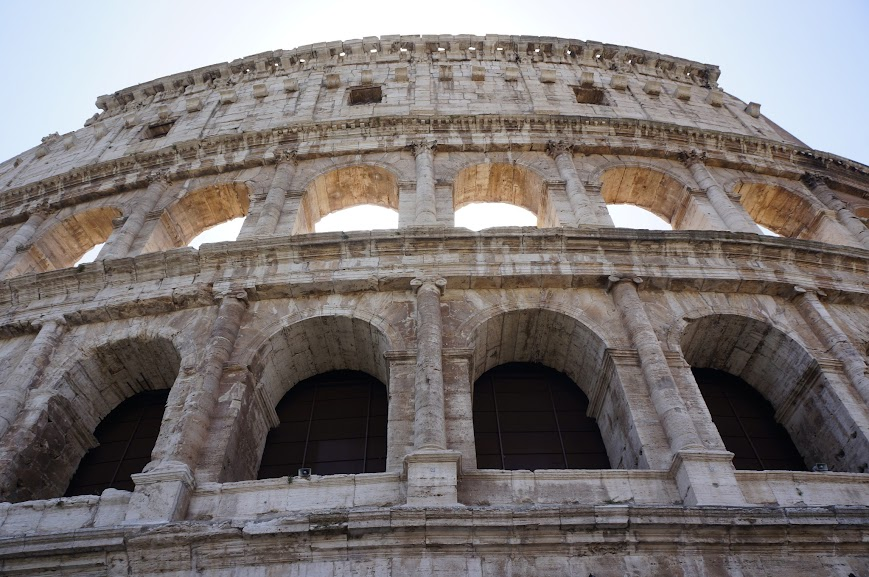 Colosseum, Rome, Italy (2015)