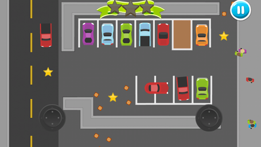 Imposssible:Parking:Cars