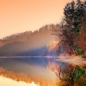 by Atti Maguran - Landscapes Waterscapes