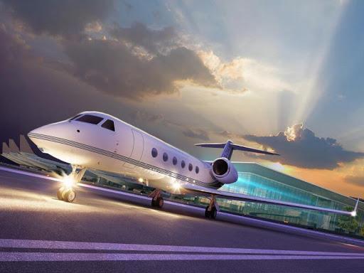 飛行機運転3D