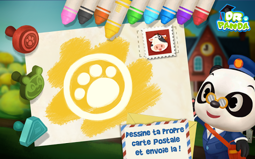 Dr. Panda Facteur screenshot