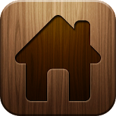 Wooden Theme for Be Launcher