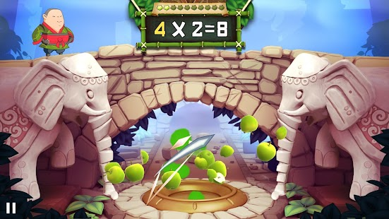 Fruit Ninja: Math Master - screenshot