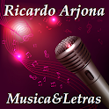 Ricardo Arjona Musica&Letras icon