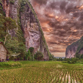 Harau by Einto R - Landscapes Mountains & Hills